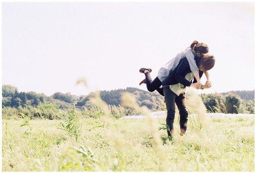 Eres como la perfecta melodía que llega hasta el corazón.