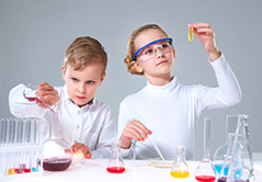 Tomorrow's scientists