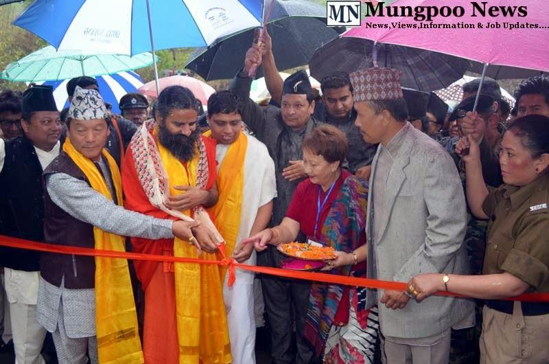 Anit Thapa Bimal Gurung Baba Ramdev Ratan Thapa