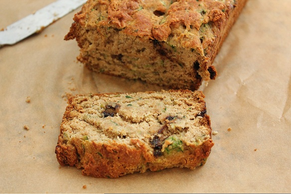 ... On The Vedge: Chocolate Chip Zucchini Bread, Vegan and Gluten Free