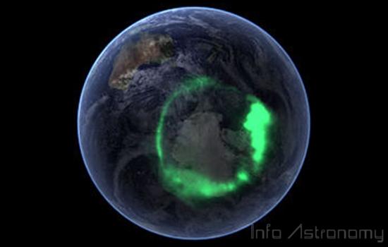 Aurora Australis: Waktu Kemunculan dan Proses Terbentuknya