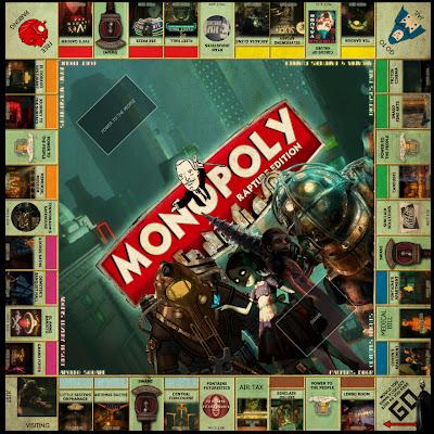 tumblr ltsetf1XJC1r1gc59o1 1280 Bioshock Monopoly