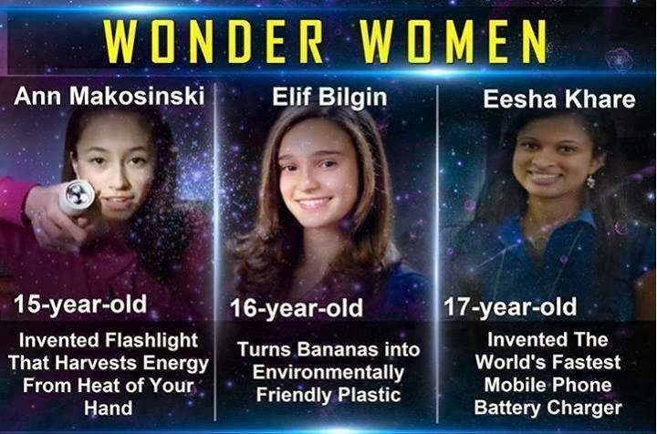 Real Wonder Women