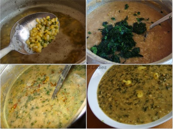 spinach green gran recipe+recipes