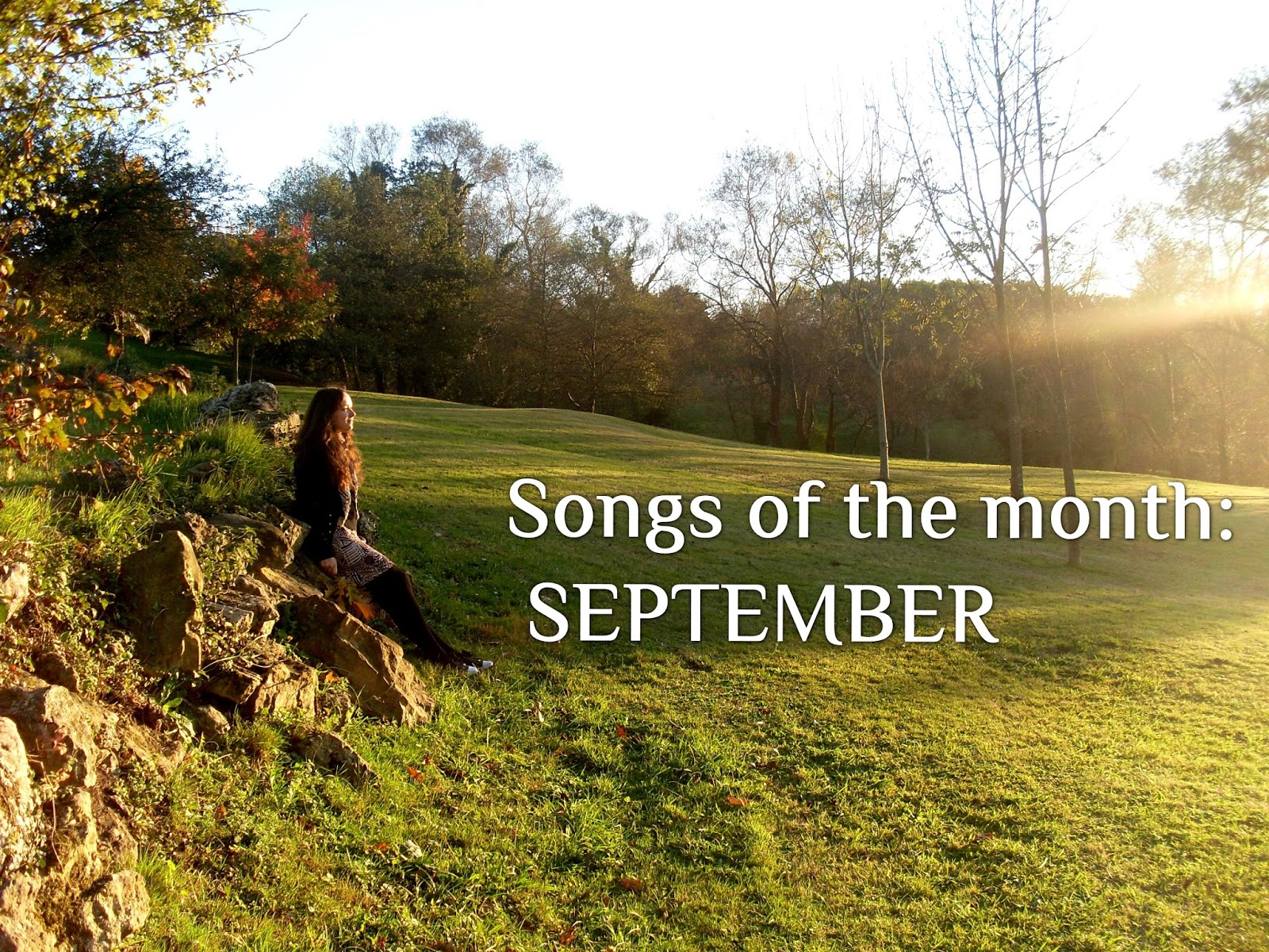 Songs of the month: September