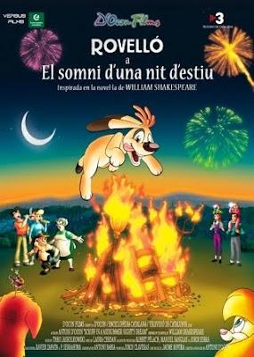 Scruff. Sueño de una noche de verano (2011).