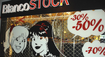 Blanco Stock outlet en Barcelona - Noticias Outlet en Barcelona #95