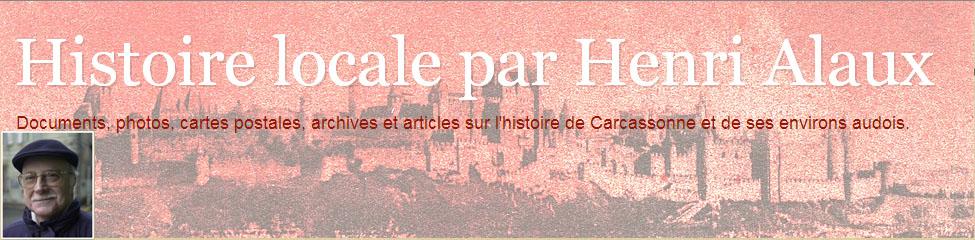 Histoire locale par Henri Alaux
