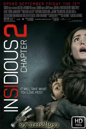 Insidious 2 [1080p] [Latino-Ingles] [MEGA]