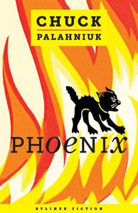 Portada original de Phoenix, de Chuck Palahniuk