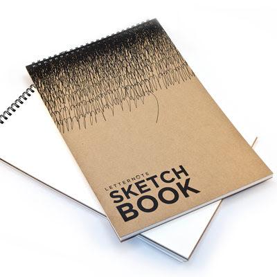 designer sketcbooks
