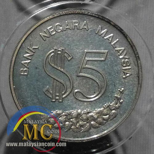 5 ringgit Perak