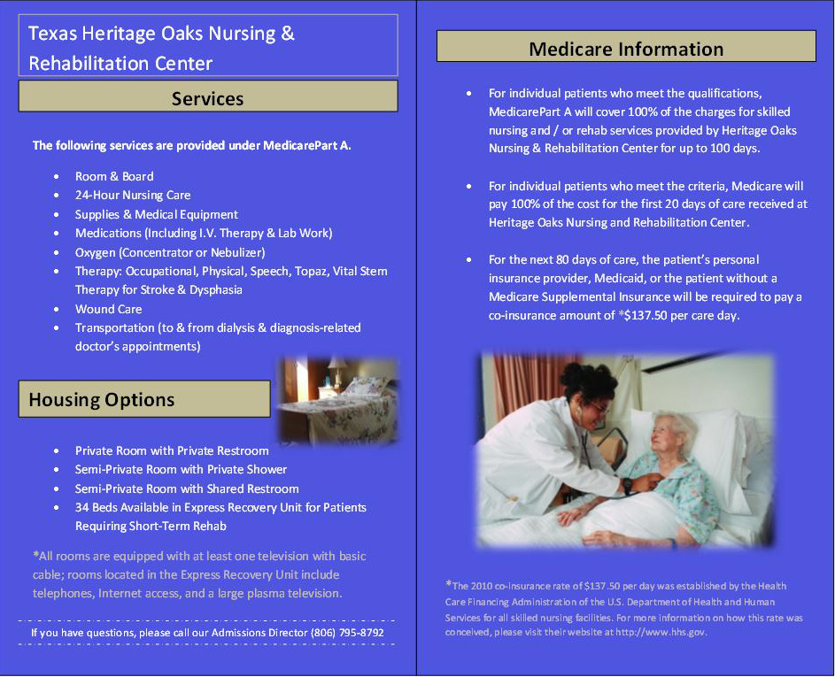 home health care brochure templates - nursing home brochures ashlee s thoughts on information