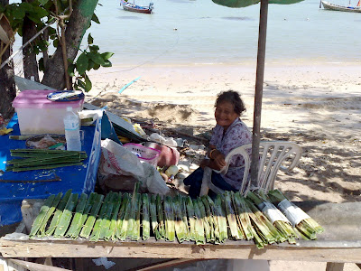 Street Vendor. Rawai Beach, Phuket, Thailand