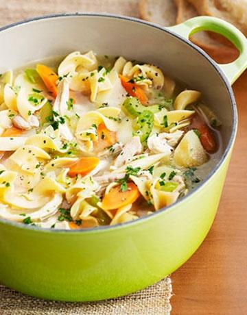 Lady Anne's Cottage: Quick Chicken Noodle Soup Recipe...