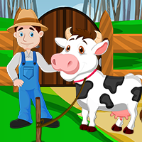 EnaGames Escape From Pets Farm House Walkthrough