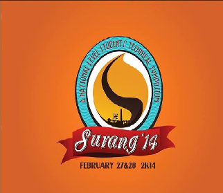 SURANG 2k14, College of Engineering Guindy Anna University, Chennai, Mining Engineering Symposium, Tamil Nadu, February 27-28,2014