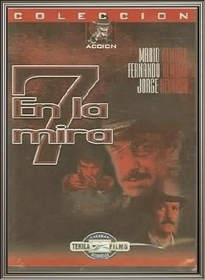 7 En La Mira – DVDRIP LATINO