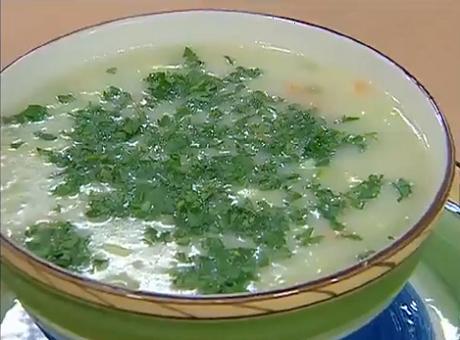 Sebzeli Çorba - Videolu Tarifi