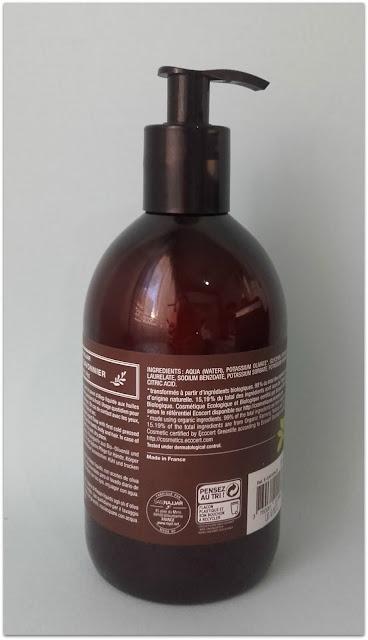 Jabón líquido Alepo