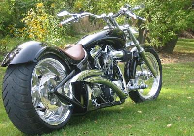 custom motorcycles