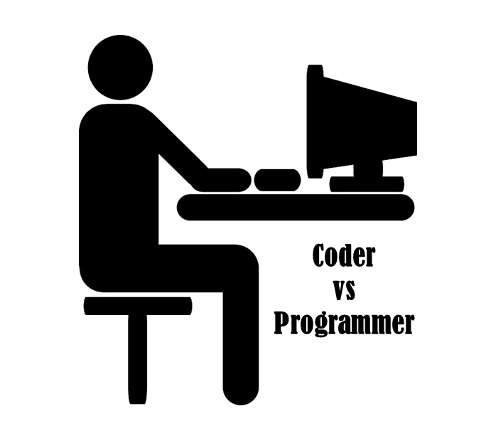 Difference Between Coder and Programmer