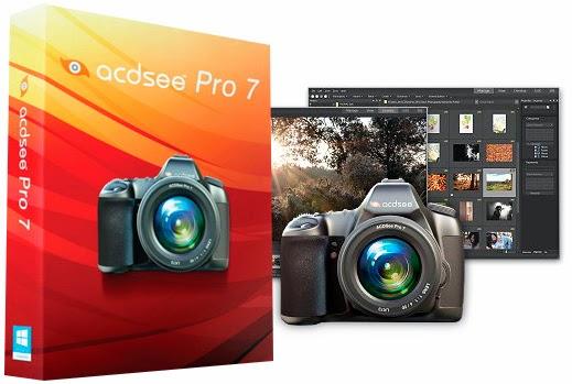 ACDSee Pro 7 Logo Image