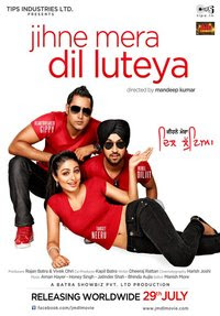 Watch Jine Mera Dil Lutiya (2011) Punjabi Movie Online