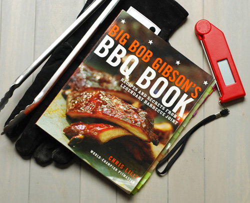 Big Bob Gibson's BBQ Book, Chris Lilly, must have BBQ book