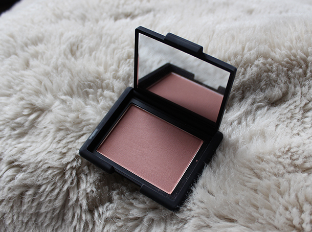 nars douceur blush review