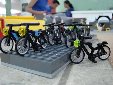 Maquete em Lego