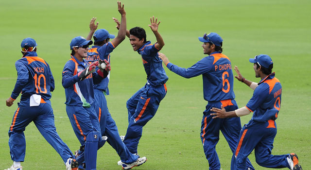 Under-19 World Cup 2012: India beat Australia by 6 wickets