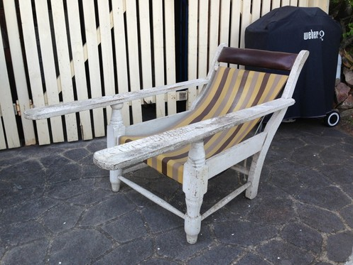 Squatters Chair & the old boathouse: This weeks ebay auctions
