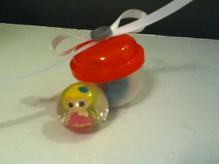 bubble gum machine rings