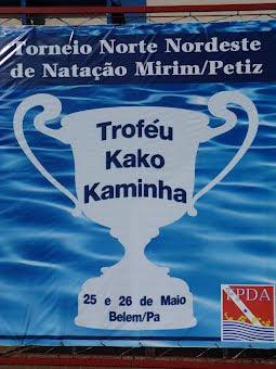 TROFÉU KAKO CAMINHA 1º SEM MIRIM E PETIZ 25 a 26 de Maio de 2012  BELÉM DO PARÁ