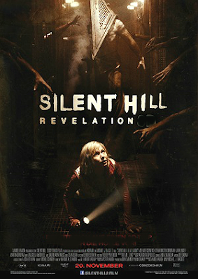 Filme Poster Terror em Silent Hill: Revelao WEBRip XviD &amp; RMVB Legendado