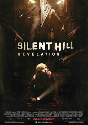 Filme Poster Terror em Silent Hill: Revelação WEBRip XviD & RMVB Legendado