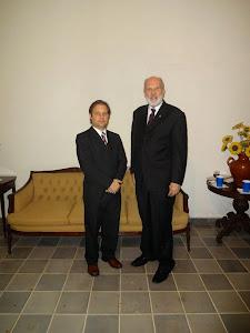 Ing. Luis Jose Prieto Nouel y Lic. Joan Manuel Ferrer Rodreiguez