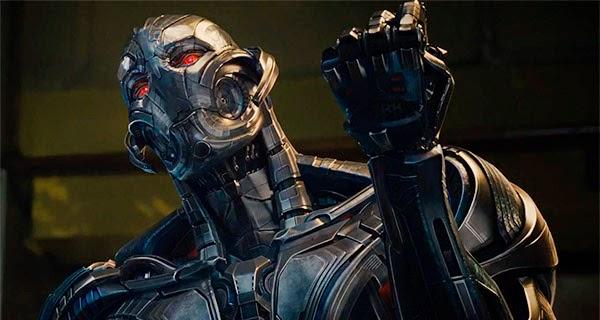 Ultron en la nueva película de los Vengadores