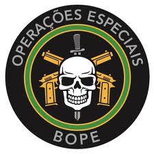 the BOPE emblem