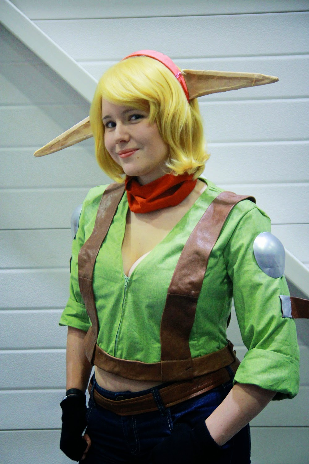 Jak and Daxter Cosplay