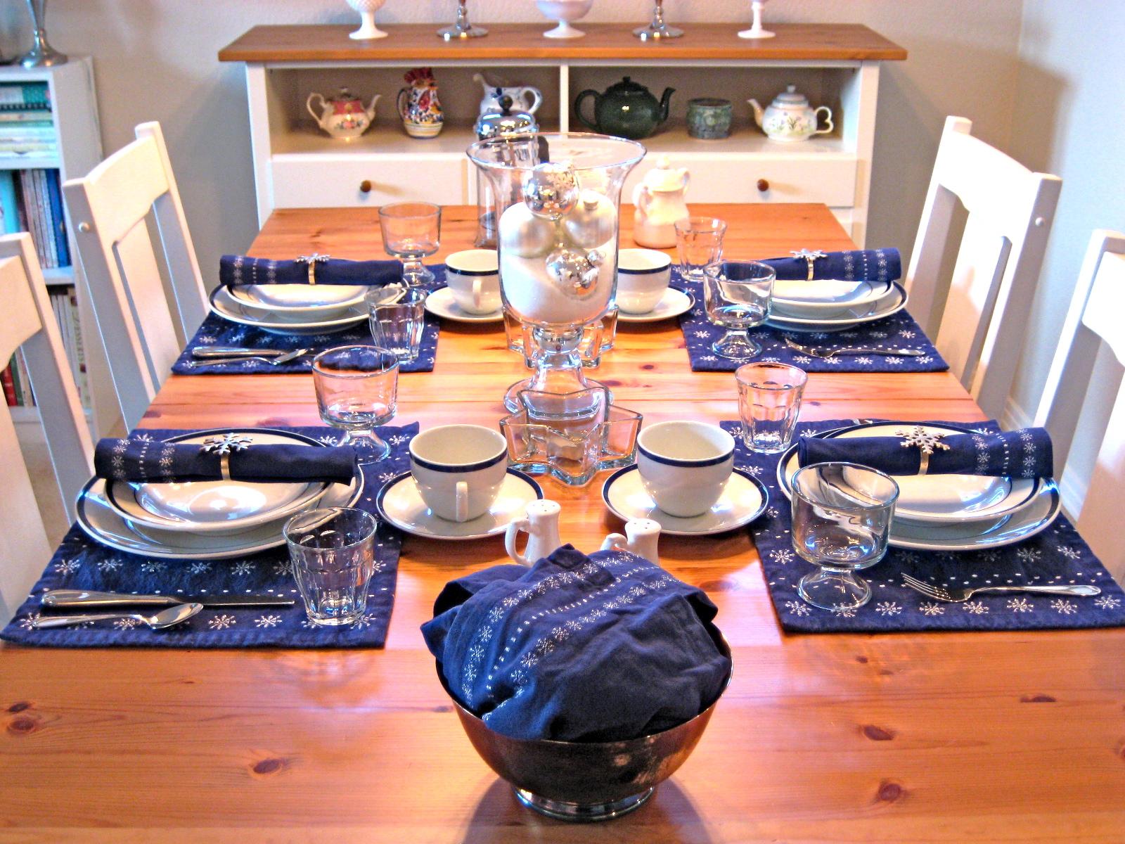 La tavola di capodanno il blog di cristiana calilli - La tavola di melusinda ...