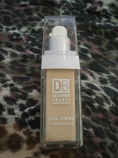 designer brands oil free mineral foundation - Db Designer Brands