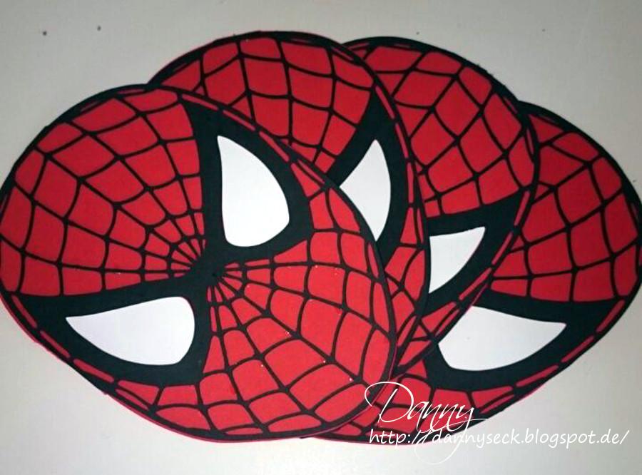 Schön Spiderman Geburtstagseinladung