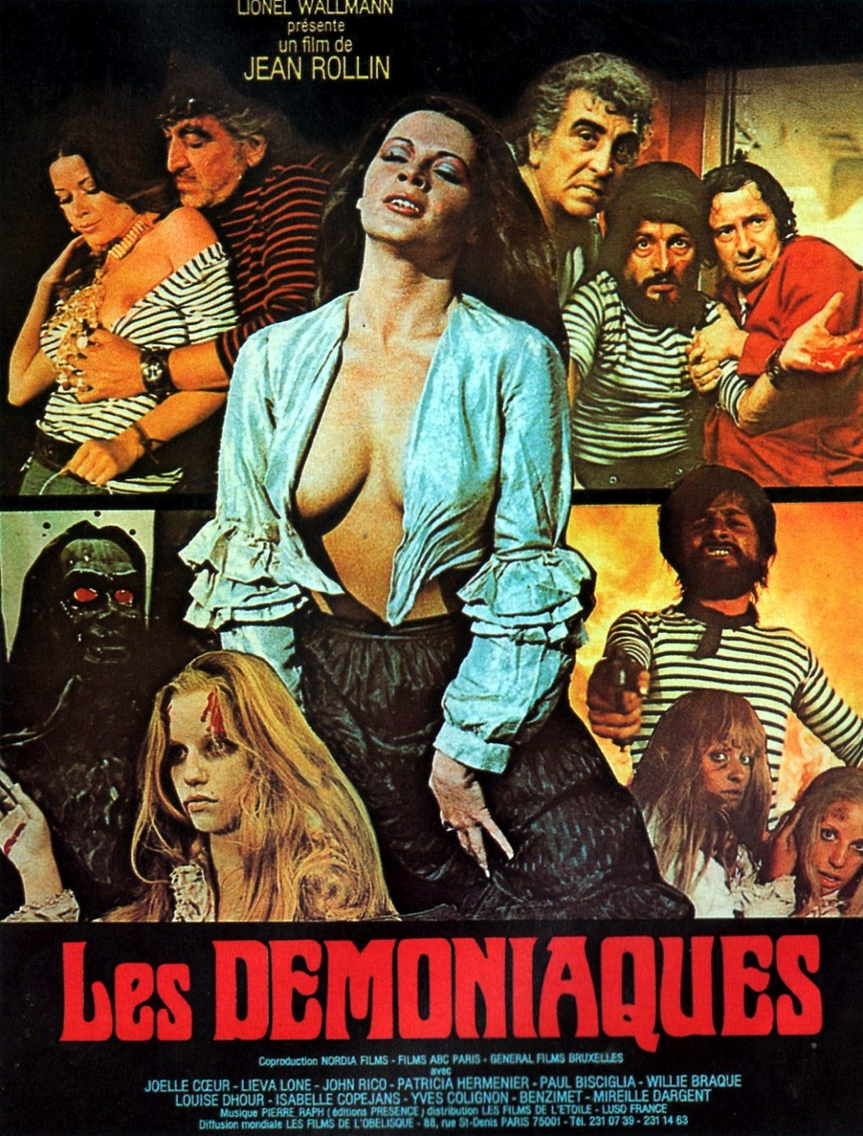 The Demoniacs (1974)