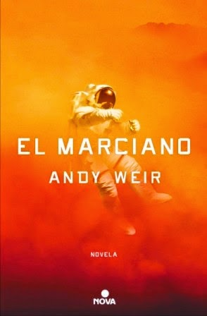 Marte, espacio, odisea, naufragio, Andy Weir, The Martian