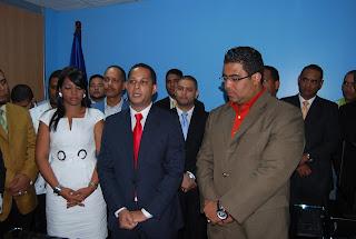 Ministro de la Juventud asume su cargo