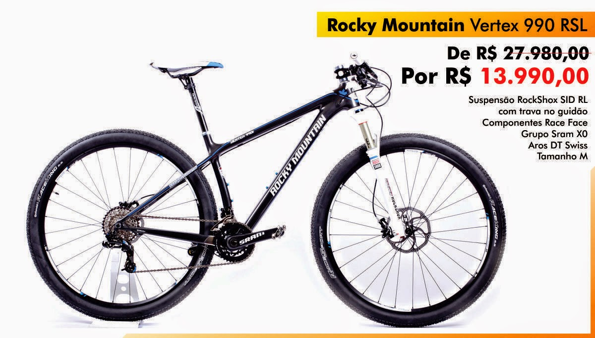 Rocky Mountain Vertex 990 RSL