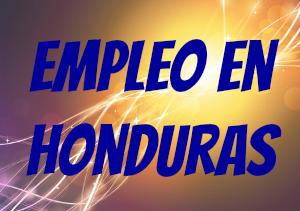Empleo En Honduras