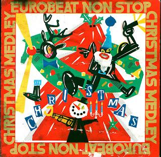 Eurobeat Express Christmass Medley